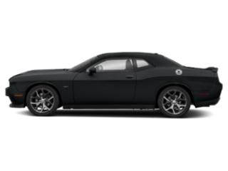 Maximum Steel Metallic Clearcoat 2019 Dodge Challenger Pictures Challenger R/T RWD photos side view