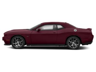 Octane Red Pearlcoat 2019 Dodge Challenger Pictures Challenger R/T RWD photos side view
