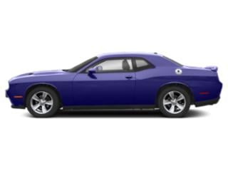 Plum Crazy Pearlcoat 2019 Dodge Challenger Pictures Challenger GT AWD photos side view