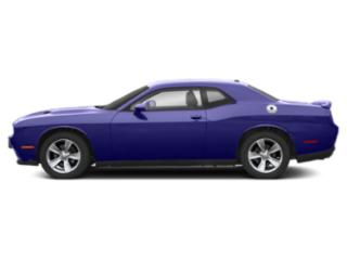 Plum Crazy Pearlcoat 2019 Dodge Challenger Pictures Challenger SXT AWD photos side view