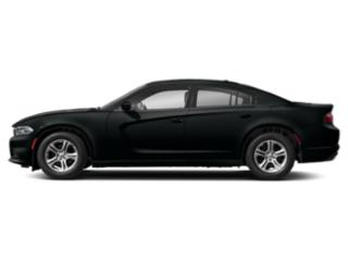 Maximum Steel Metallic Clearcoat 2019 Dodge Charger Pictures Charger SRT Hellcat RWD photos side view