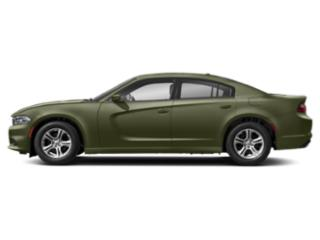F8 Green 2019 Dodge Charger Pictures Charger SRT Hellcat RWD photos side view