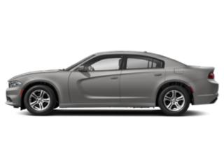 Triple Nickel Clearcoat 2019 Dodge Charger Pictures Charger SRT Hellcat RWD photos side view
