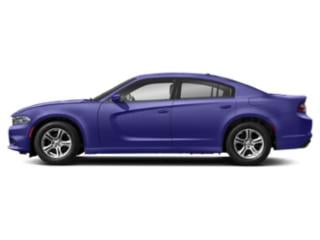 Plum Crazy Pearlcoat 2019 Dodge Charger Pictures Charger SXT AWD photos side view
