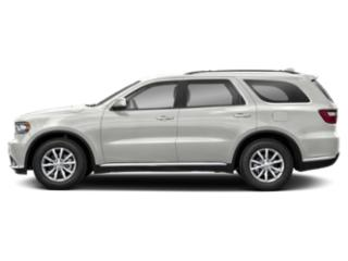 Vice White 2019 Dodge Durango Pictures Durango SXT Plus RWD photos side view