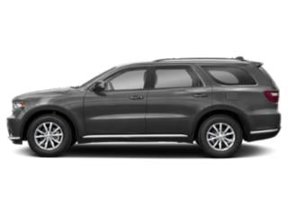 Destroyer Gray Clearcoat 2019 Dodge Durango Pictures Durango GT AWD photos side view