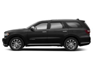 DB Black Clearcoat 2019 Dodge Durango Pictures Durango Citadel AWD photos side view