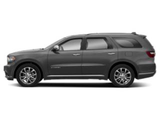 Destroyer Gray Clearcoat 2019 Dodge Durango Pictures Durango Citadel AWD photos side view
