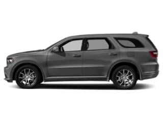 Destroyer Gray Clearcoat 2019 Dodge Durango Pictures Durango R/T AWD photos side view