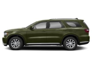 F8 Green Clearcoat 2019 Dodge Durango Pictures Durango GT RWD photos side view