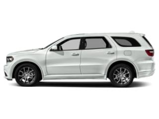 White Knuckle Clearcoat 2019 Dodge Durango Pictures Durango R/T AWD photos side view