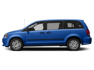 Indigo Blue Clearcoat 2019 Dodge Grand Caravan Pictures Grand Caravan SXT Wagon photos side view