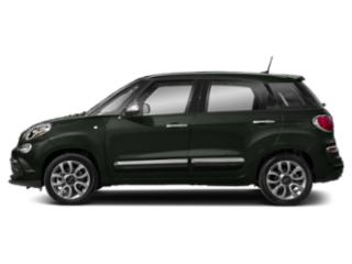 Verde Bosco Perla (Forest Green) 2019 FIAT 500L Pictures 500L Lounge Hatch photos side view