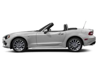 Chiaro Silver Metallic 2019 FIAT 124 Spider Pictures 124 Spider Lusso Convertible photos side view
