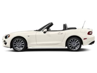 Puro White Tri-Coat Pearl 2019 FIAT 124 Spider Pictures 124 Spider Lusso Convertible photos side view
