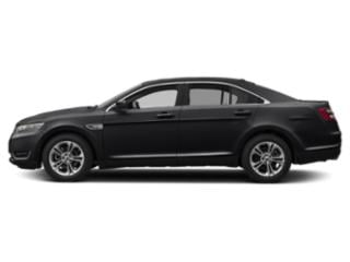 Agate Black 2019 Ford Taurus Pictures Taurus SE FWD photos side view