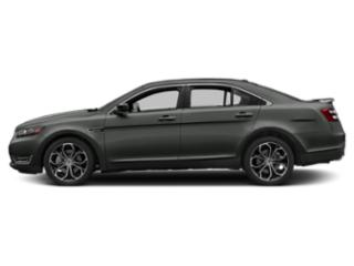 Magnetic Metallic 2019 Ford Taurus Pictures Taurus SEL FWD photos side view