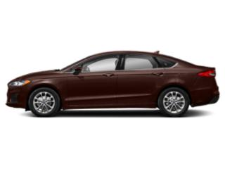 Rich Copper Metallic Tinted Clearcoat 2019 Ford Fusion Pictures Fusion SEL FWD photos side view