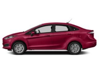 Hot Pepper Red Metallic Tinted Clearcoat 2019 Ford Fiesta Pictures Fiesta SE Sedan photos side view