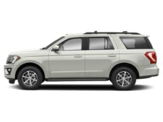 White Platinum Metallic Tri-Coat 2019 Ford Expedition Pictures Expedition Limited 4x2 photos side view