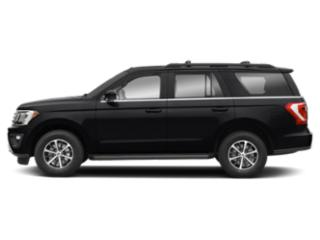 Agate Black Metallic 2019 Ford Expedition Pictures Expedition XL 4x4 photos side view