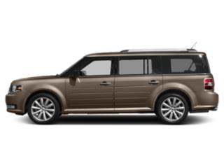 Stone Gray Metallic 2019 Ford Flex Pictures Flex SEL AWD photos side view