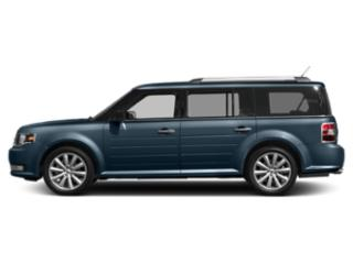 Blue Metallic 2019 Ford Flex Pictures Flex SEL AWD photos side view