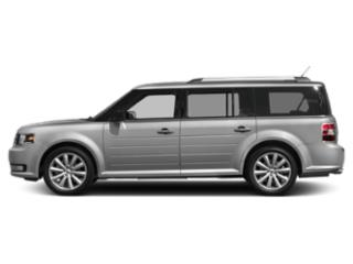Ingot Silver Metallic 2019 Ford Flex Pictures Flex SEL AWD photos side view