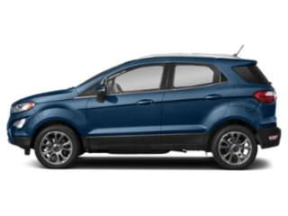 Lightning Blue Metallic 2019 Ford EcoSport Pictures EcoSport Titanium 4WD photos side view
