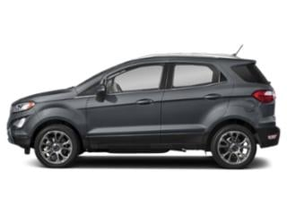 Smoke Metallic 2019 Ford EcoSport Pictures EcoSport Titanium 4WD photos side view