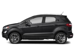 Shadow Black 2019 Ford EcoSport Pictures EcoSport Titanium 4WD photos side view