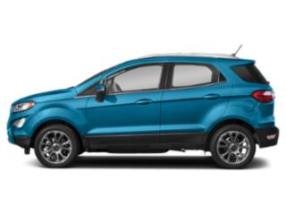 Blue Candy Metallic Tinted Clearcoat 2019 Ford EcoSport Pictures EcoSport Titanium 4WD photos side view