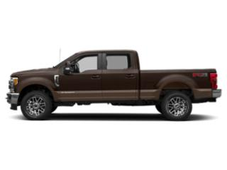 Magma Red Metallic 2019 Ford Super Duty F-250 SRW Pictures Super Duty F-250 SRW King Ranch 4WD Crew Cab 8' Box photos side view
