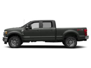 Magnetic Metallic 2019 Ford Super Duty F-250 SRW Pictures Super Duty F-250 SRW LARIAT 4WD Crew Cab 8' Box photos side view
