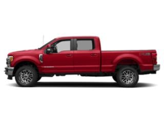 Race Red 2019 Ford Super Duty F-250 SRW Pictures Super Duty F-250 SRW LARIAT 4WD Crew Cab 8' Box photos side view