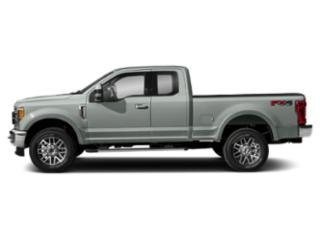 Silver Spruce 2019 Ford Super Duty F-250 SRW Pictures Super Duty F-250 SRW LARIAT 4WD SuperCab 8' Box photos side view