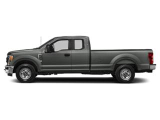 Magnetic Metallic 2019 Ford Super Duty F-250 SRW Pictures Super Duty F-250 SRW XL 2WD SuperCab 8' Box photos side view