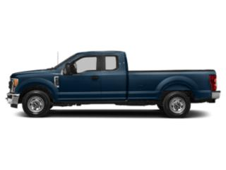Blue Jeans Metallic 2019 Ford Super Duty F-250 SRW Pictures Super Duty F-250 SRW XL 2WD SuperCab 8' Box photos side view