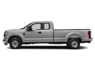 Ingot Silver Metallic 2019 Ford Super Duty F-250 SRW Pictures Super Duty F-250 SRW XL 2WD SuperCab 8' Box photos side view