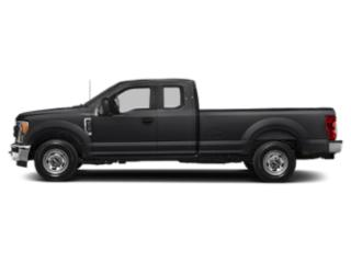 Agate Black Metallic 2019 Ford Super Duty F-250 SRW Pictures Super Duty F-250 SRW XL 2WD SuperCab 8' Box photos side view