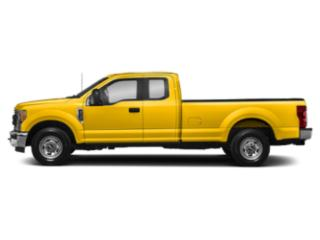 Yellow 2019 Ford Super Duty F-250 SRW Pictures Super Duty F-250 SRW XL 2WD SuperCab 8' Box photos side view
