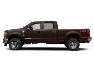 Magma Red Metallic 2019 Ford Super Duty F-350 SRW Pictures Super Duty F-350 SRW LARIAT 4WD Crew Cab 6.75' Box photos side view