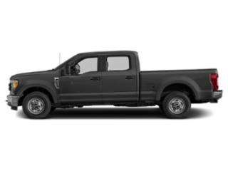 Magnetic Metallic 2019 Ford Super Duty F-350 SRW Pictures Super Duty F-350 SRW XL 2WD Crew Cab 6.75' Box photos side view