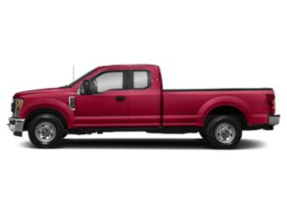 Vermillion Red 2019 Ford Super Duty F-350 SRW Pictures Super Duty F-350 SRW XL 2WD SuperCab 8' Box photos side view