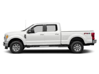 Oxford White 2019 Ford Super Duty F-350 SRW Pictures Super Duty F-350 SRW XLT 2WD Crew Cab 8' Box photos side view