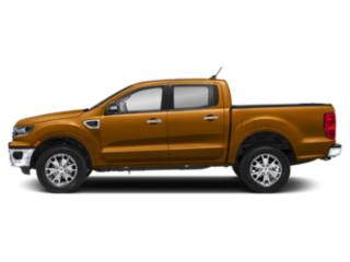 Saber Metallic 2019 Ford Ranger Pictures Ranger LARIAT 2WD SuperCrew 5' Box photos side view