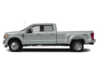 Silver Spruce 2019 Ford Super Duty F-450 DRW Pictures Super Duty F-450 DRW LARIAT 2WD Crew Cab 8' Box photos side view