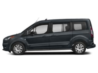 Guard Metallic 2019 Ford Transit Connect Wagon Pictures Transit Connect Wagon Titanium LWB w/Rear Liftgate photos side view