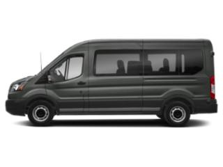 Magnetic Metallic 2019 Ford Transit Passenger Wagon Pictures Transit Passenger Wagon T-350 148 Low Roof XL Swing-Out RH Dr photos side view
