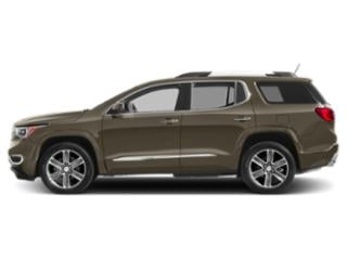Pepperdust Metallic 2019 GMC Acadia Pictures Acadia AWD 4dr Denali photos side view